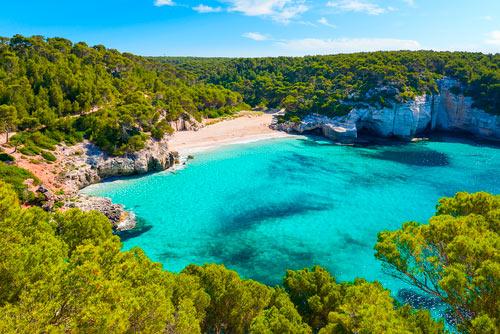 Chollo verano ocio hoteles vuelo Menorca