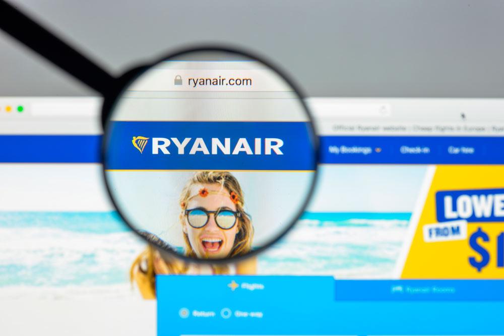 Nueva promoción en vuelos Ryanair: Hasta 25% de descuento