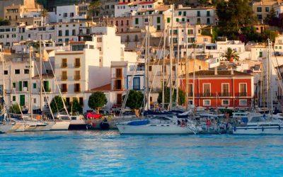 Promoción vuelos con alojamiento en Simbad Hotel & Spa Ibiza 4⭐