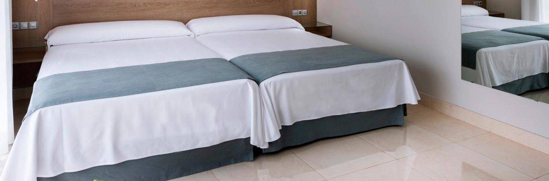 Habitación de la oferta de hotel Ocio Hoteles