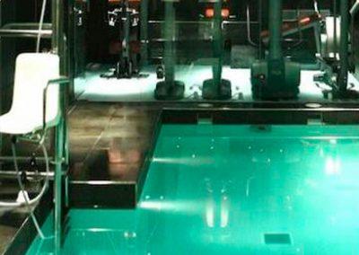 Interior del Spa Simbad Hotel & Spa Ibiza