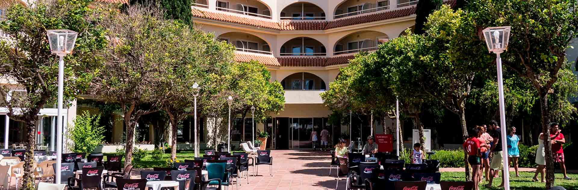 Recepción Gran Hotel del Coto