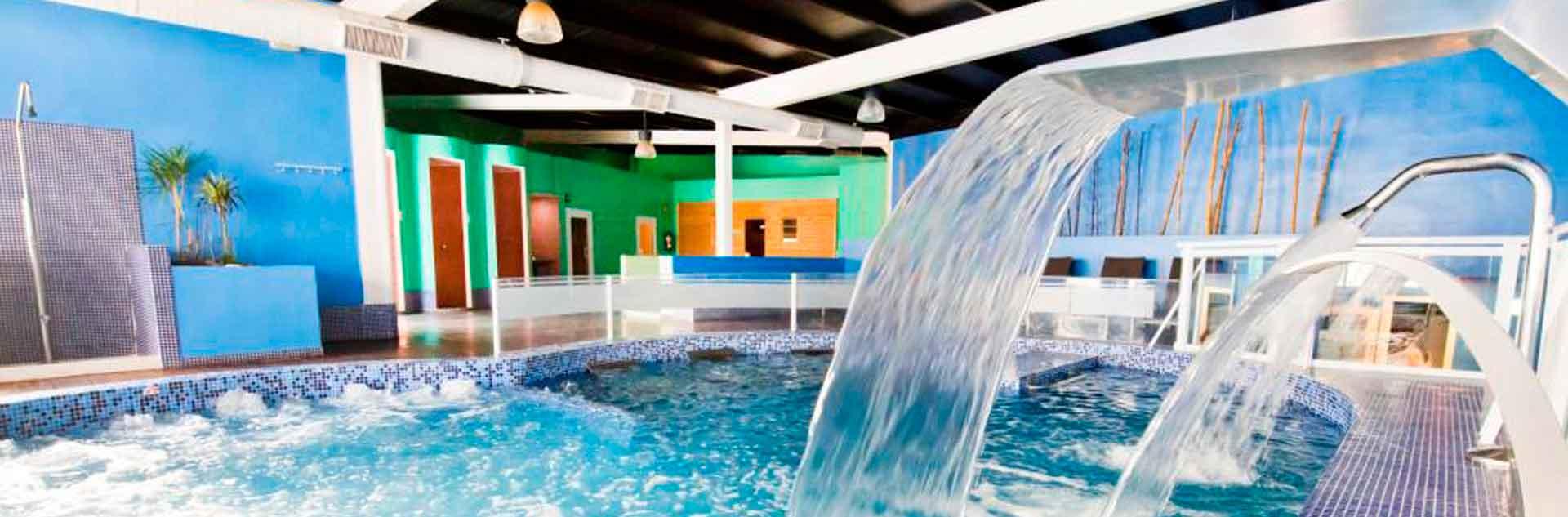 Spa del hotel Bahía Tropical