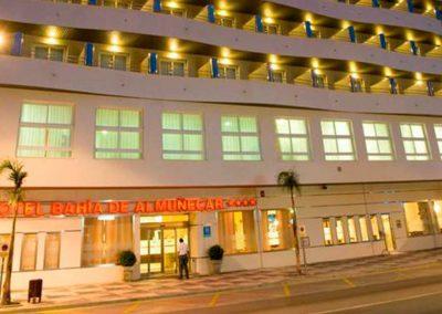 Ocio Hoteles escapada relax en el hotel bahía almuñeca
