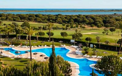 Escapada relajación total ▷ Hotel 4* Spa & Masaje en Huelva