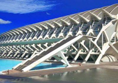 """Museo de las Ciencias """"Principe Felipe"""" de Valencia"""