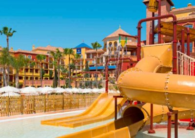 Camp Stamp del Hotel Iberostar Malaga Playa