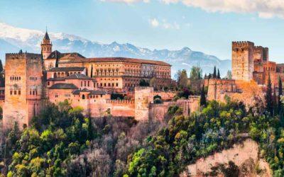 ▷ Escapada Cultural Alhambra + Guía y Catalonia Granada