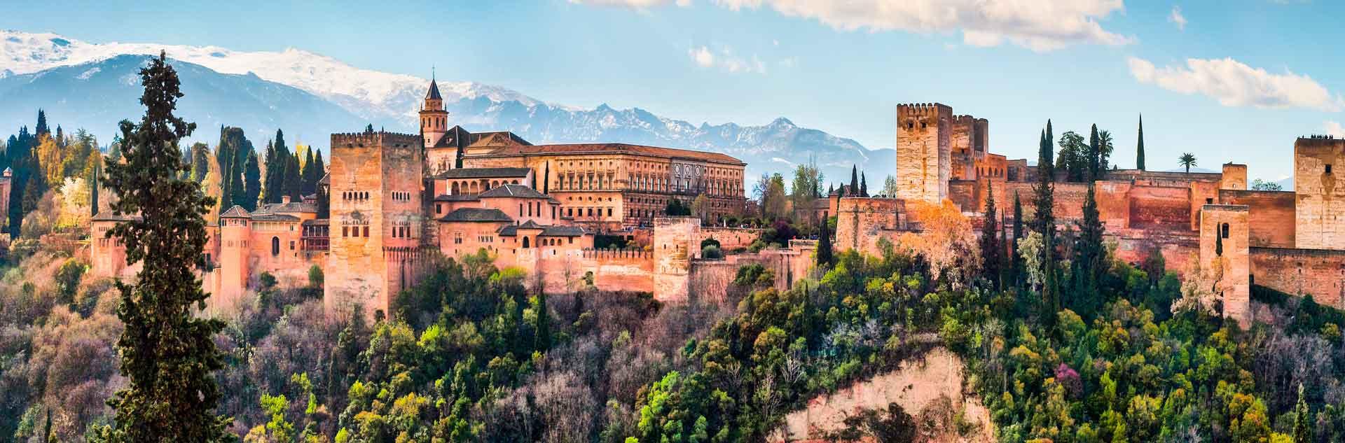 Entradas y visita a la Alhambra
