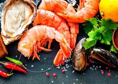 Escapada Gourmet con mariscada