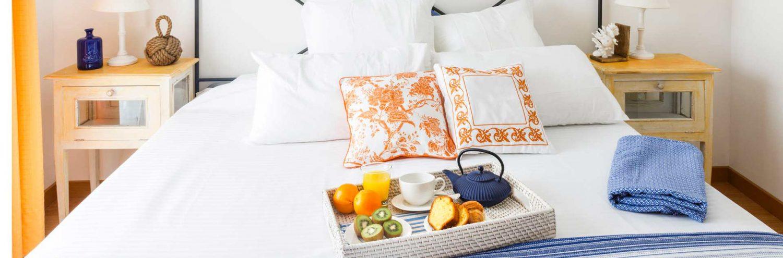 Habitación de tu hotel en Suances