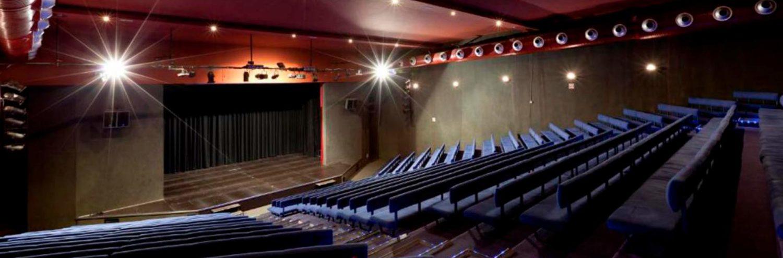 Teatro del hotel Playa Granada Club donde ver SorPrendida