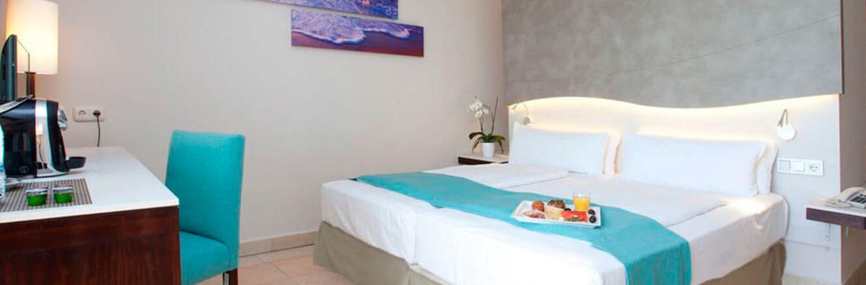 Habitación del Hotel Gran Playa Club