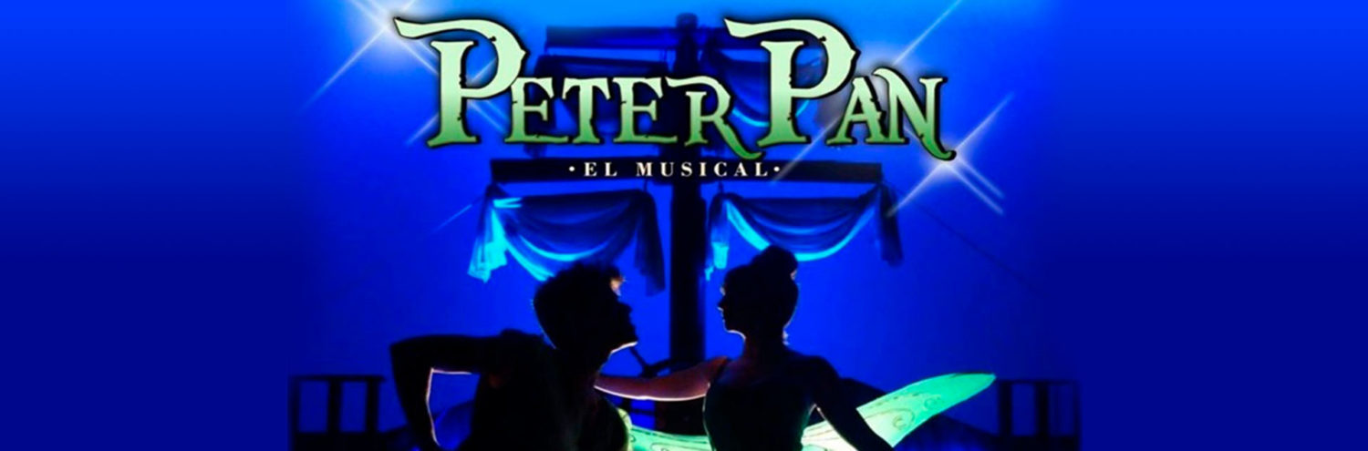 Invitaciones al musical infantil Peter Pan