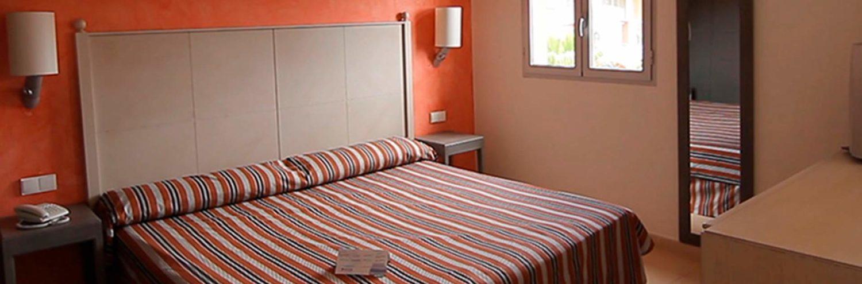 Habitacion extandar del hotel Ohtels Islantilla