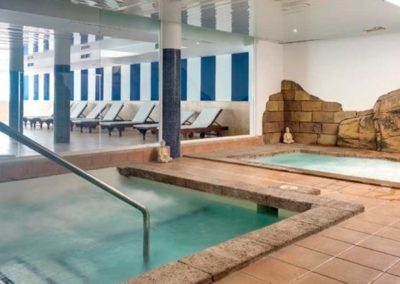 Spa del hotel Sentido Playanatural 4*