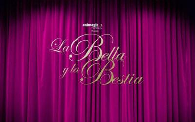 Musical La Bella y la Bestia ▷ En Hotel 4* + Pensión completa