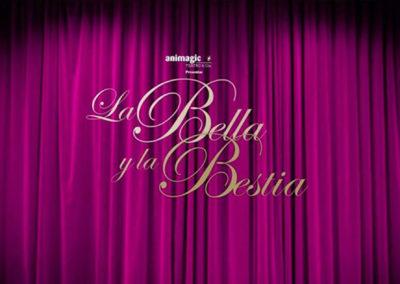 """Musical """"La Bella y la Bestia"""""""