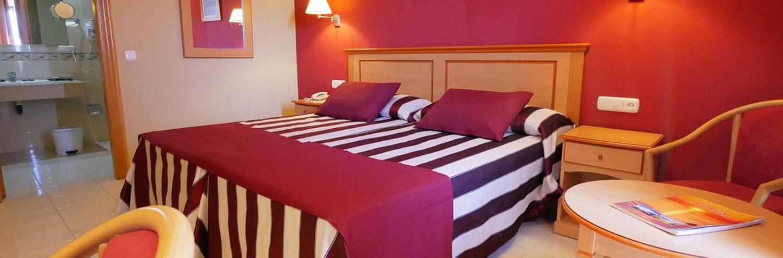 Habitación del hotel Victoria Playa 4*