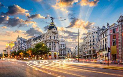 Oferta San Valentín Hotel con Espectáculo en Madrid