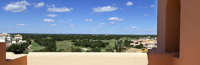 Vistas desde los balcones de Dunas de Doñana 3*