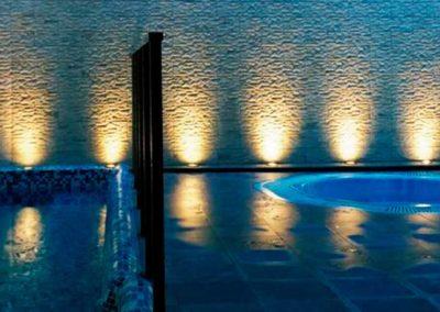 Piscinas del Spa Hotel Granada Palace4*