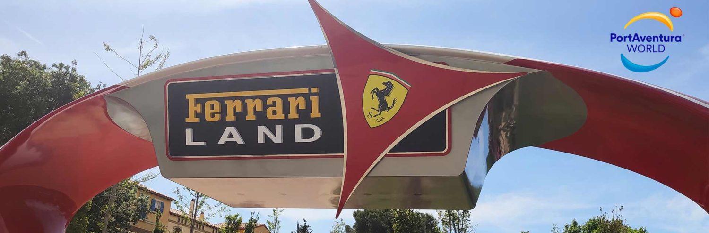 Entradas al Parque de atracciones Ferrari Land