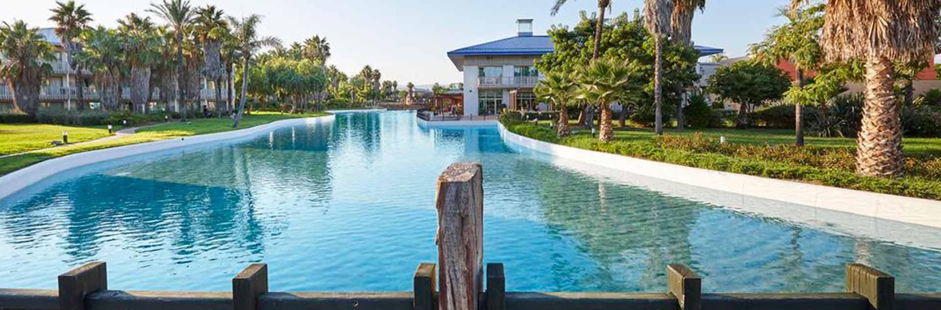 Vistas de Hotel Caribe 4* de Port Aventura