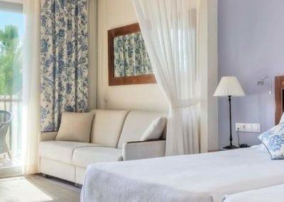 Habitaciones de Hotel Caribe 4*