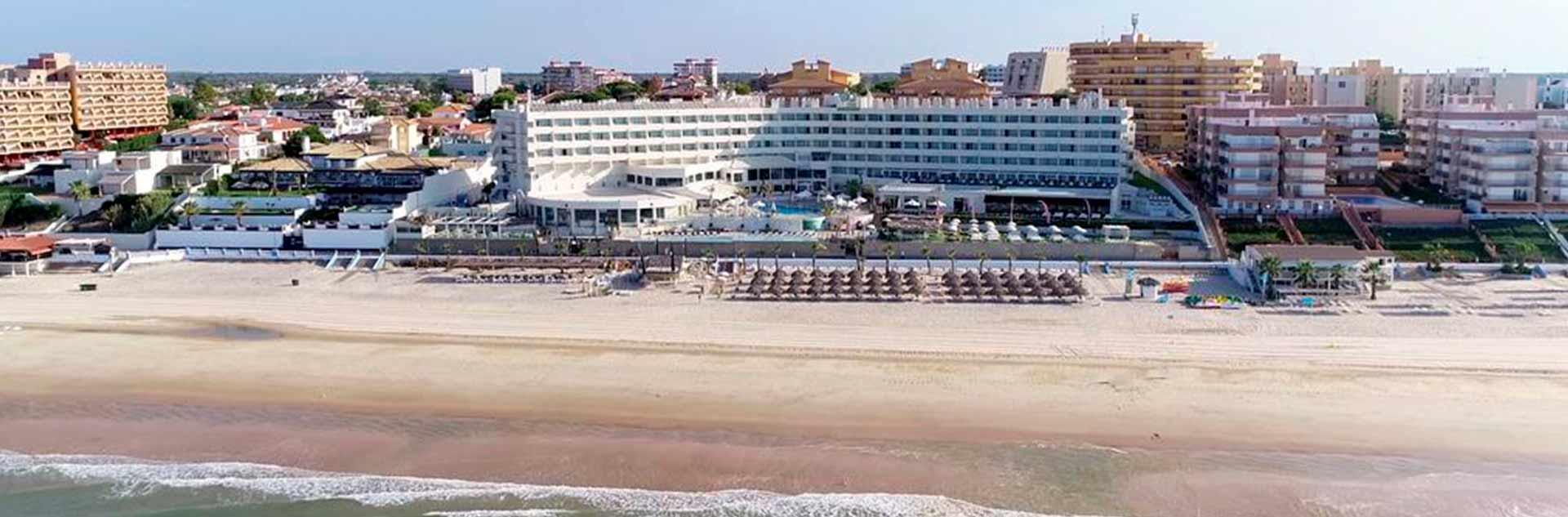 On Hotels Ocenafront 4* de Matalascañas, Huelva