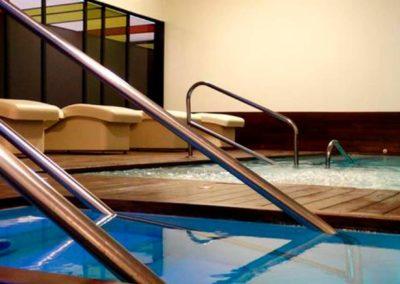 Circuito Diario de Hidroterapia