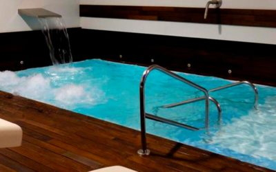 Escapada hidroterapia sin límite ✔ Oferta para 2 con alojamiento 4⭐