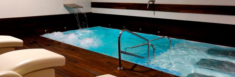 Piscinas del Spa del Hotel Blue spa