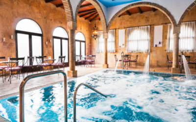 Oferta Spa para 2 + MP 💆🏽 Gran Hotel Spa Marmolejo 3*