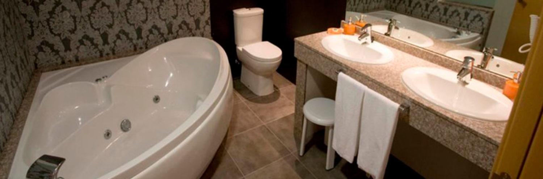 Oferta en Junior suite con bañera Hidromasaje