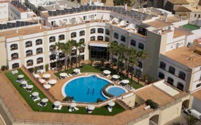Oferta de última hora ≫ Hotel 4* + Desayuno en Rota, Cádiz