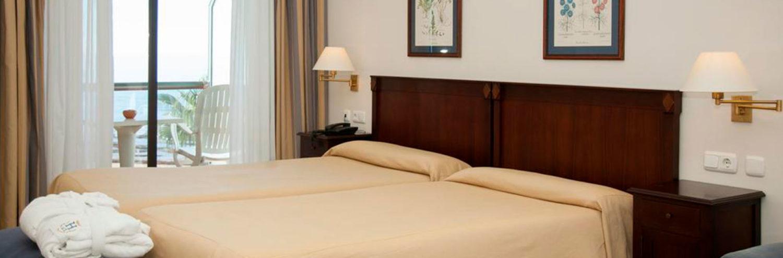 Habitaciones del hotel Hotel Duque de Nájera 4*