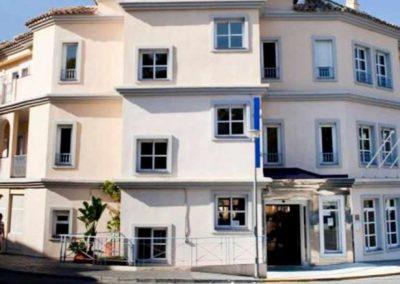 Fachada exterior de los apartamentos hotel Vista de Rey 3*