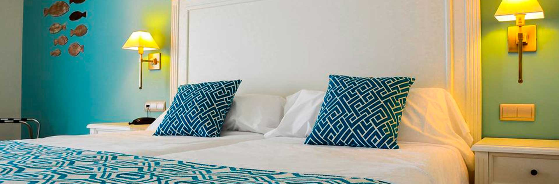 Habitacion del Hotel Smy Costa del Sol en Torremolinos