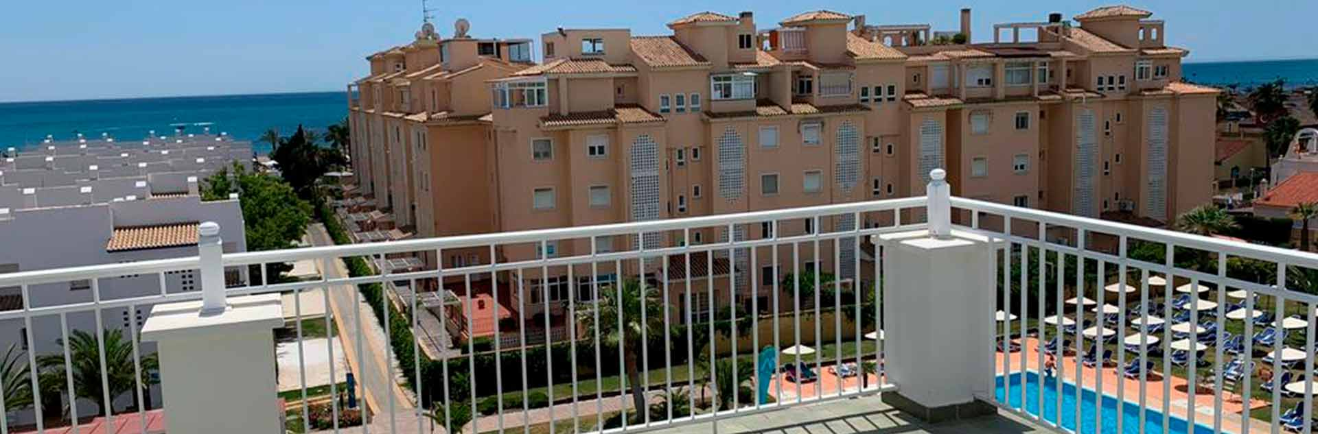 Vistas desde el Hotel Smy Costa del Sol 4*