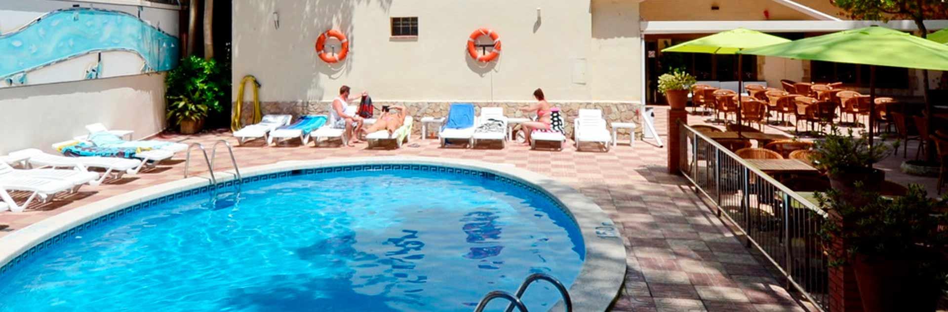 piscina-hotel-lloret-de-mar