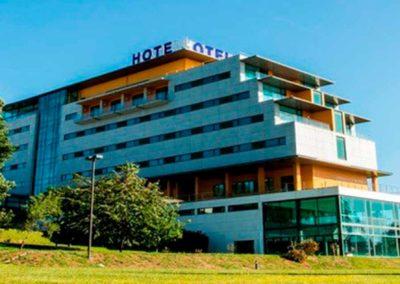 Hotel Via Argentum 4* de Silleda, Pontevedra con Spa