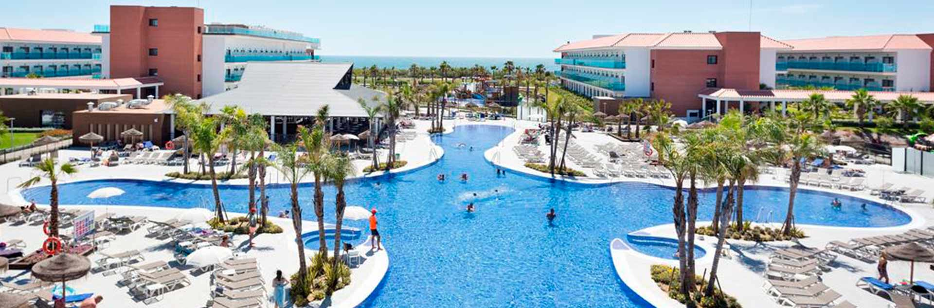 Recinto Hotel Best Costa Ballena 4* en Rota