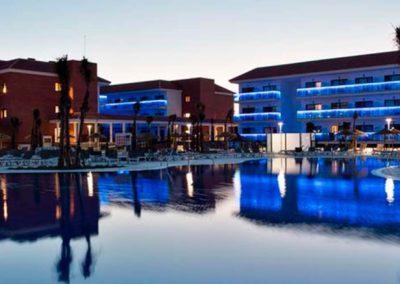 Hotel Best Costa Ballena  en rota con pension completa