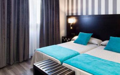 Escapada Urbana a Valladolid 📸 Hotel Zentral Parque + MP