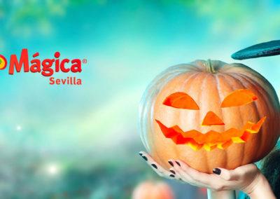 Oferta especial Halloween de miedo en en Sevilla