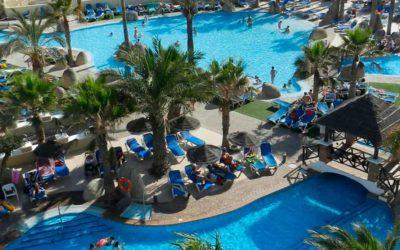 Hotel Mediterráneo Bay Hotel & Resort 4⭐Oferta Roquetas en MP