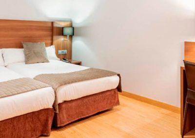 habitacion Hotel BS Príncipe Felipe