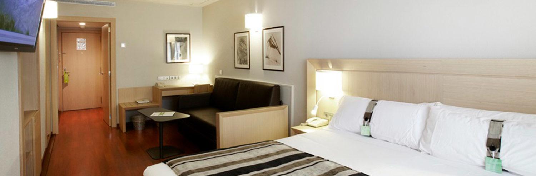 Habitación Holiday Inn Andorra 5*