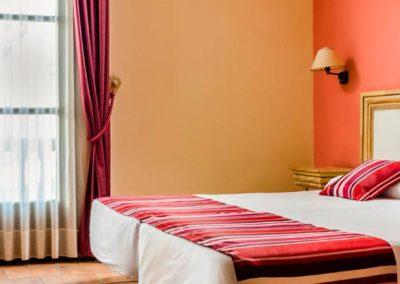 Habitación Hotel Rural Los Nogales